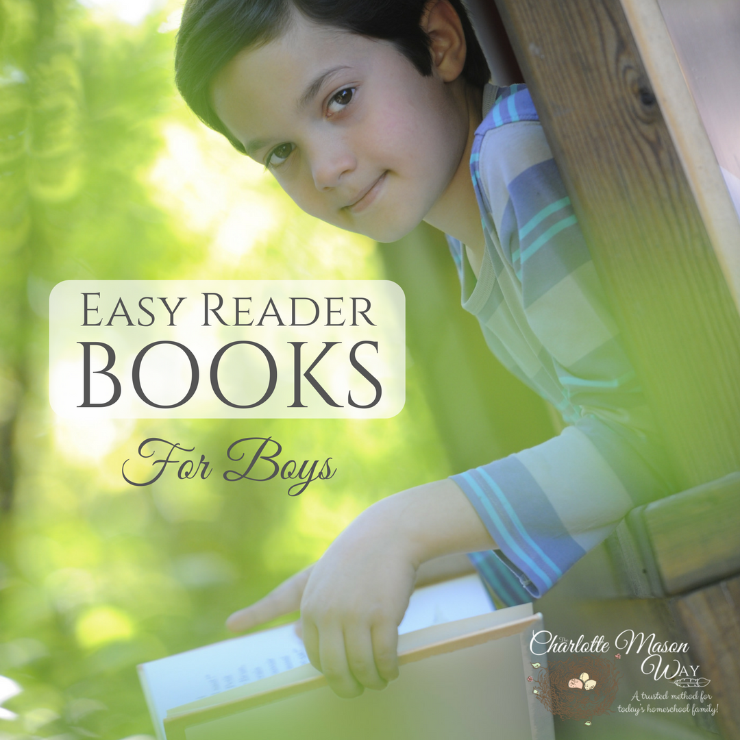 Easy Readers for Boys