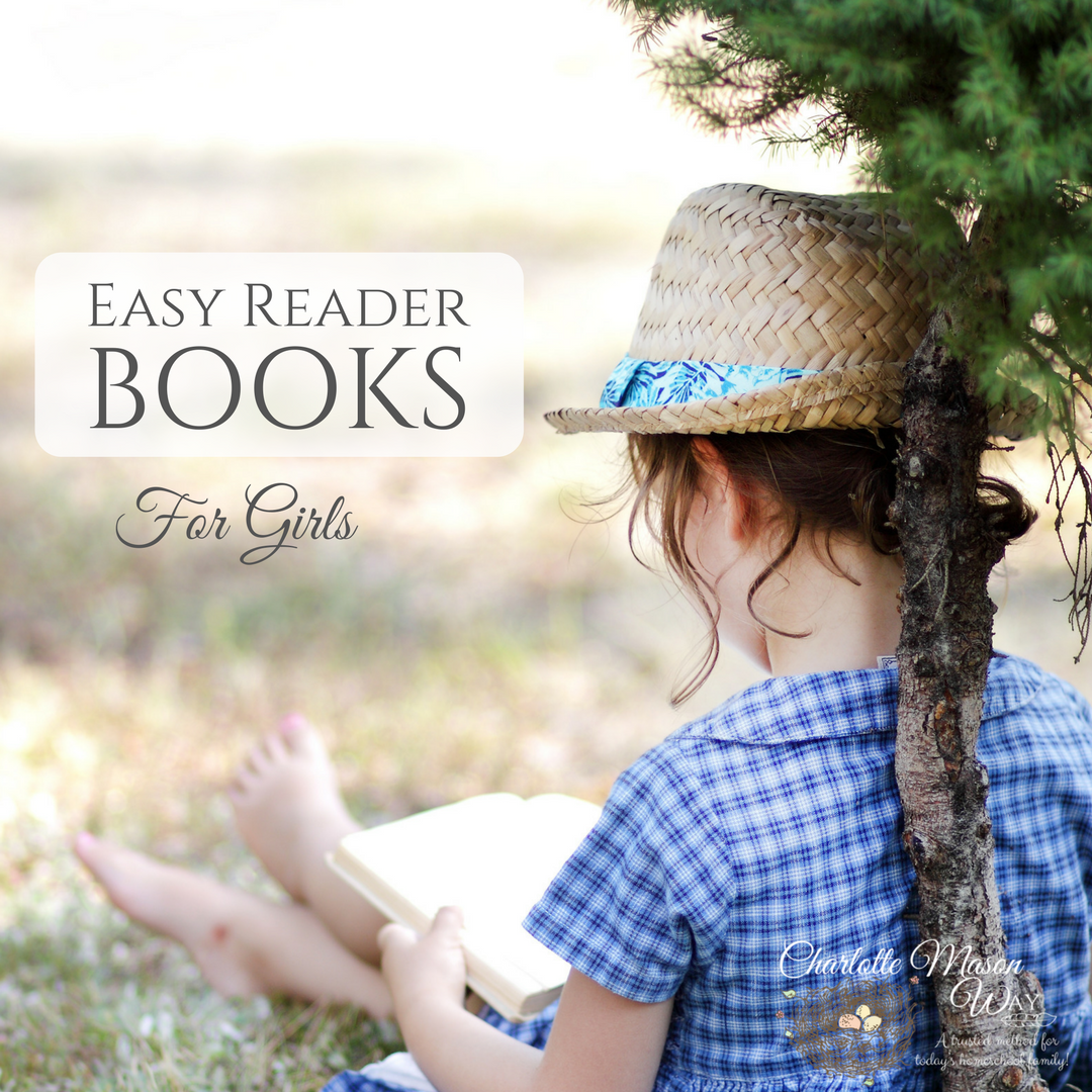 Easy Readers for Girls