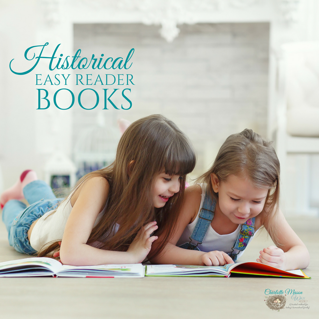 Historical Easy Reader Books