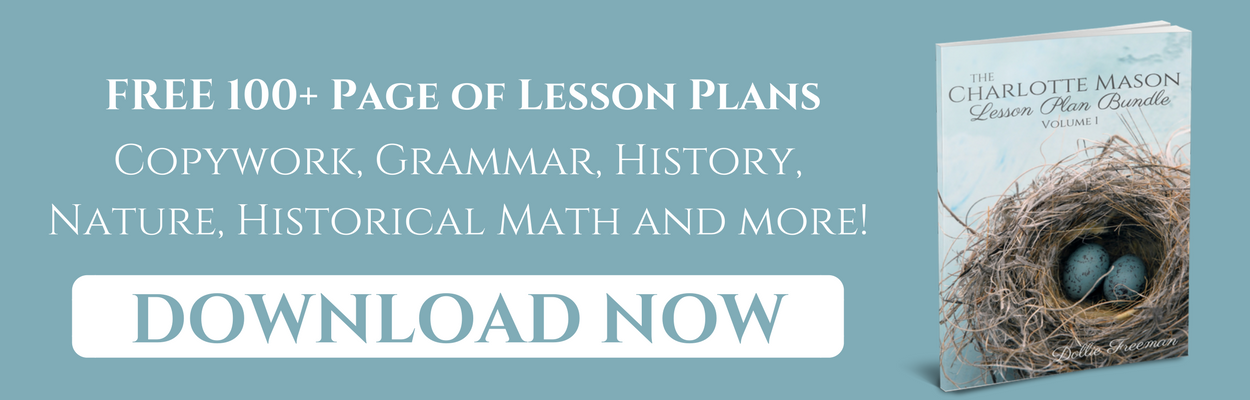 FREE Charlotte Mason Lesson Plans - Home Giveaways on manchester home plan, emilia home plan, princeton home plan, jackson home plan, sonoma home plan,